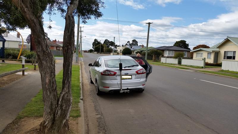 Mobile Cressy Tasmania