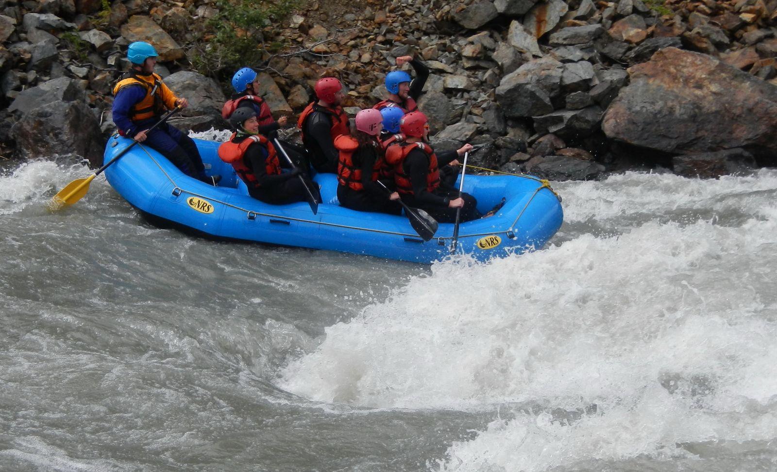 Best of Canada 2013 - Rafting Tatshenshini River 3