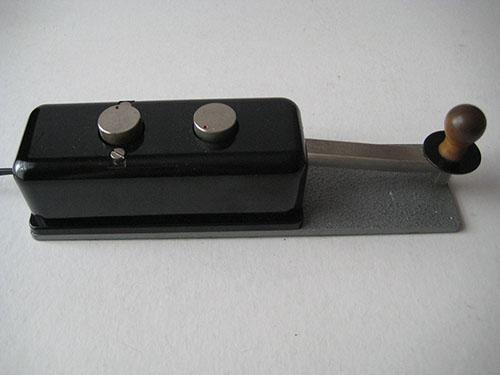 Danish Marine long lever key - Amplidan