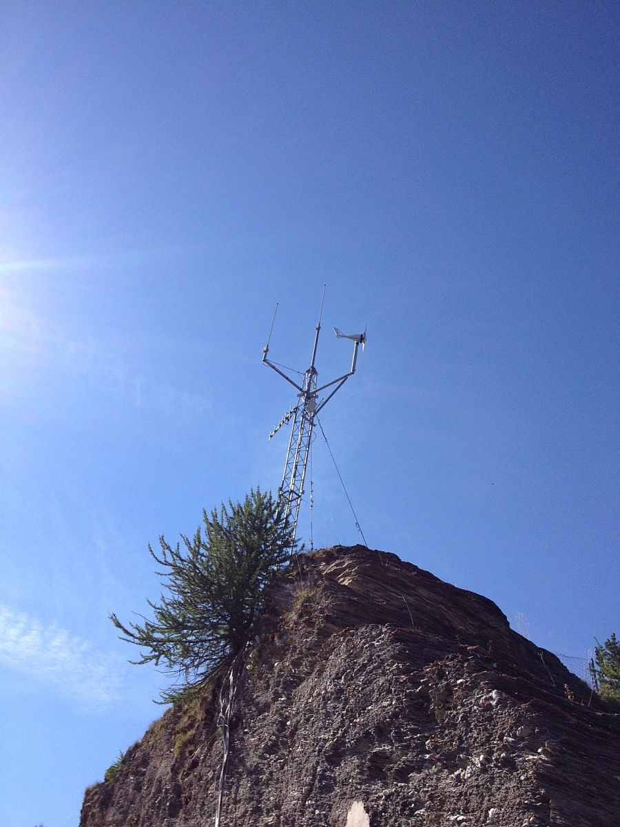 Mountin vhf repeater