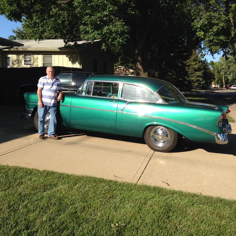 My 1956 Chev