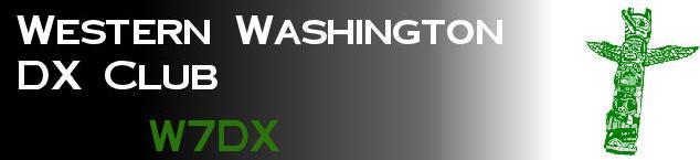 Proud member of the Western Washington DX Club
