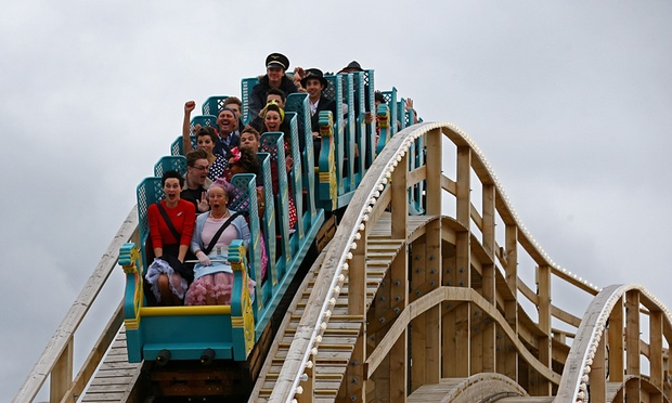 Dream Land roller coster