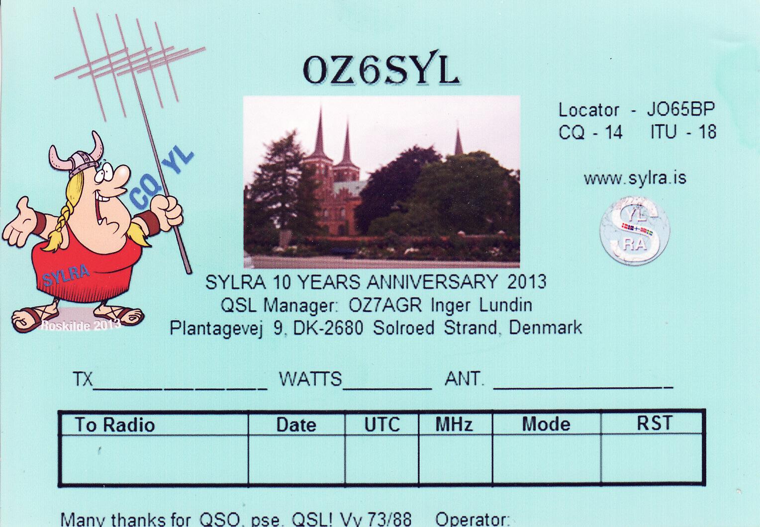 OZ6SYL