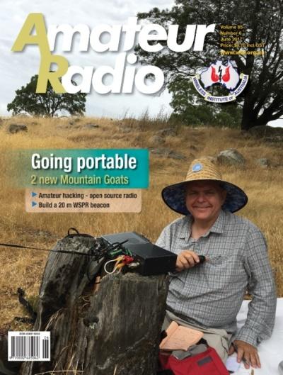 Amateur Radio, June 2017