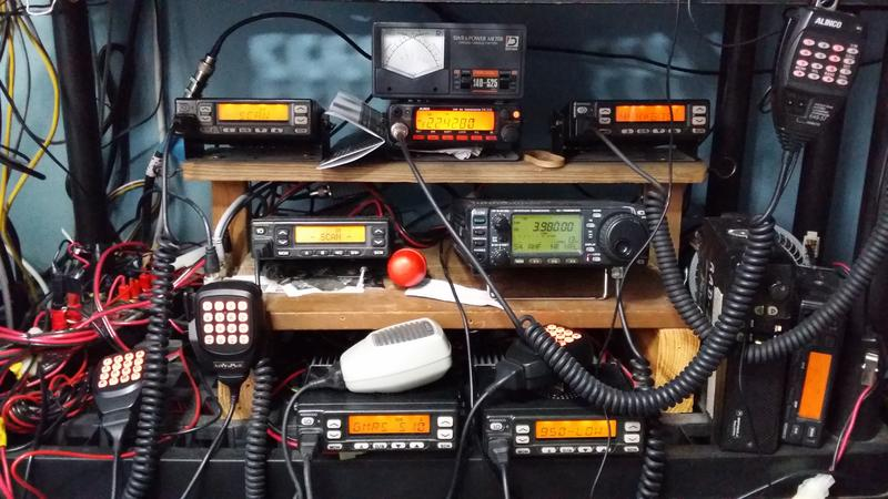 The Radio Stack