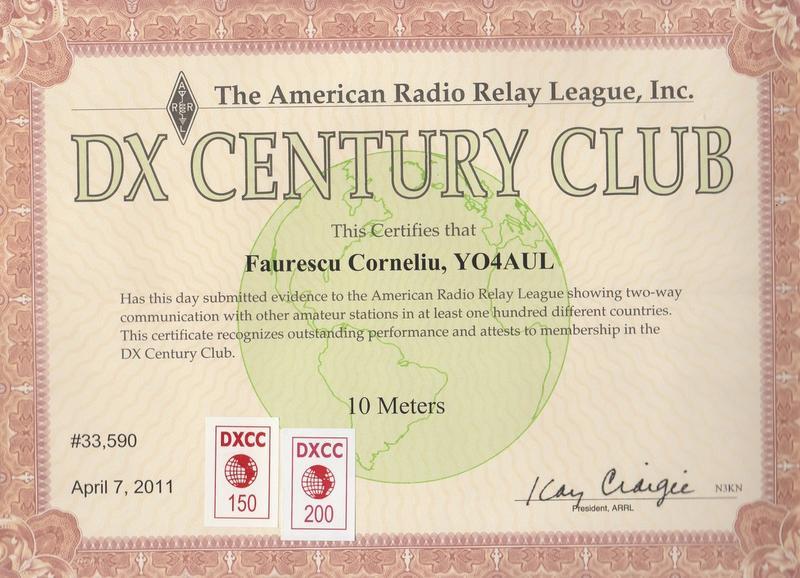 DXCC 10 Meters