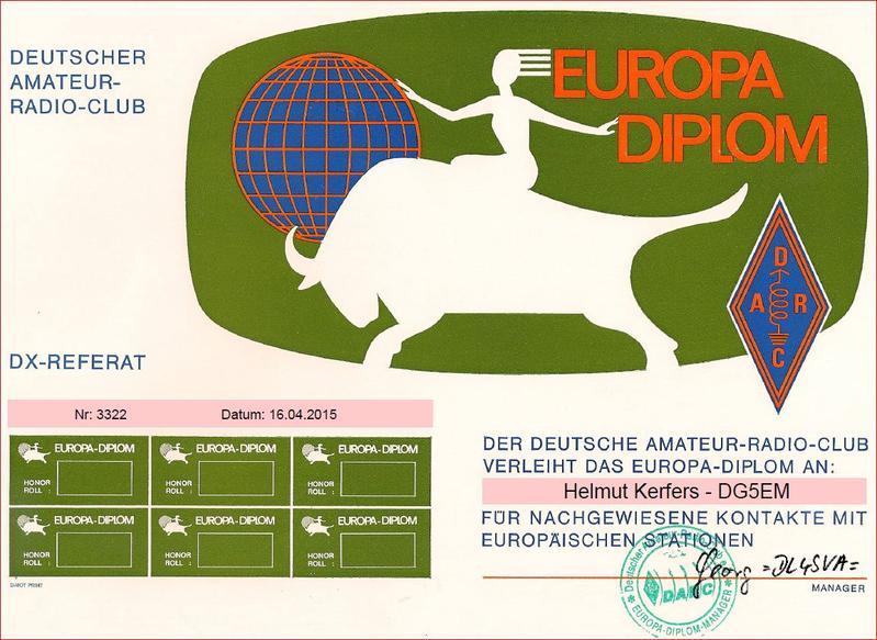 Europa Diplom