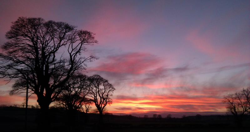Ayton sunset