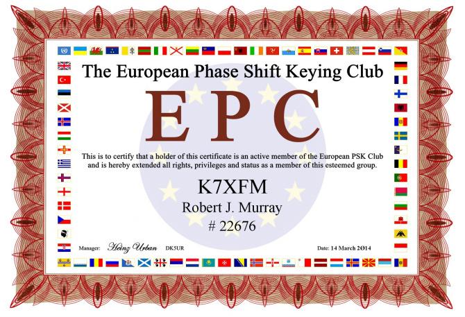 EPC Member
