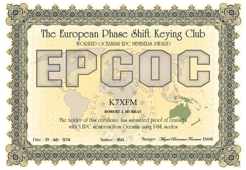 EPCMA EPCOC 1