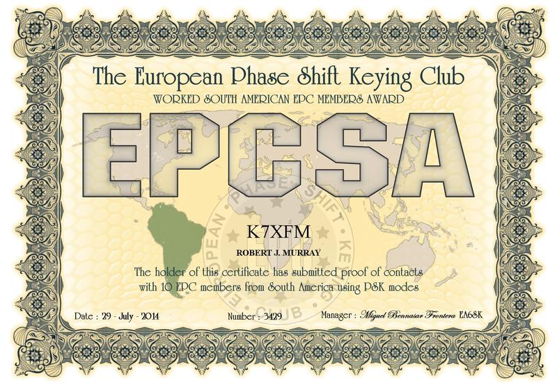 EPCMA EPCSA