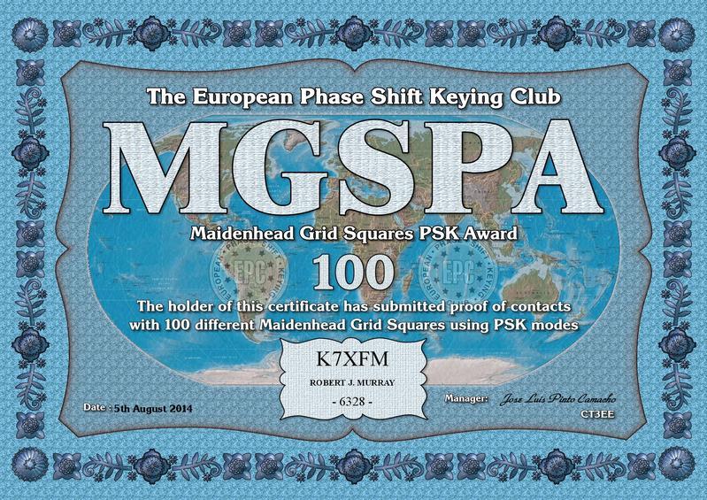 MGSPA 100