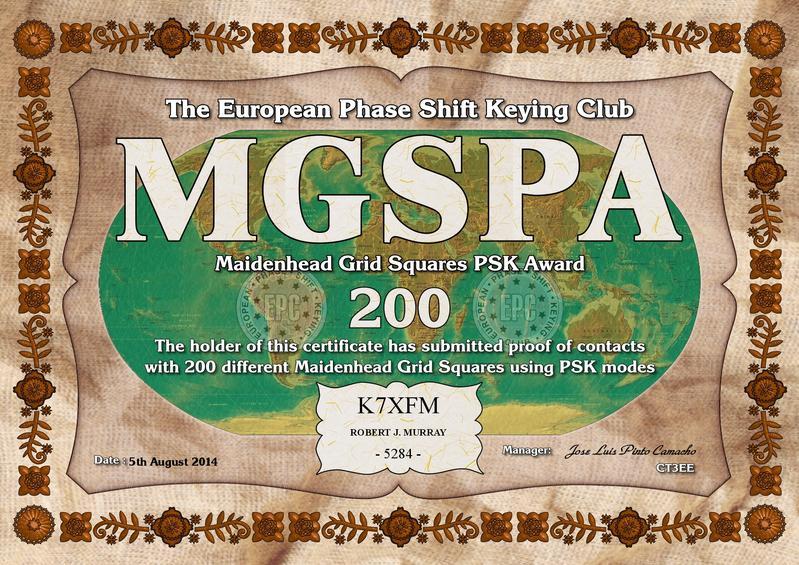 MGSPA 200