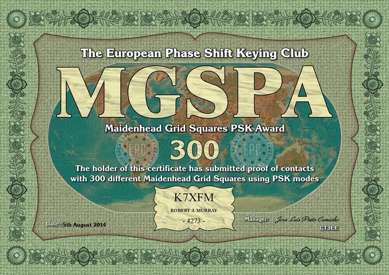 MGSPA 300