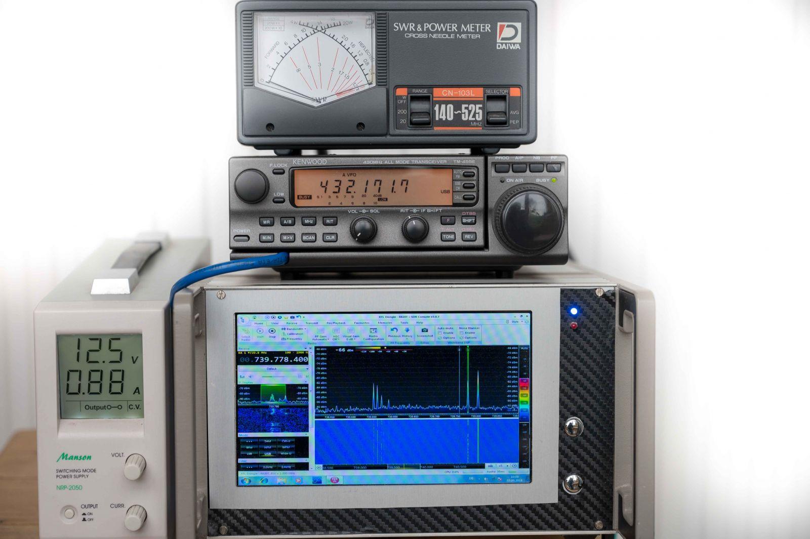 OE5HDM - Callsign Lookup by QRZ Ham Radio