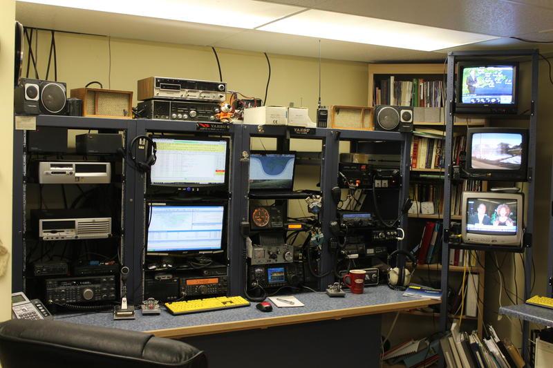 VE5JM Radio Shack