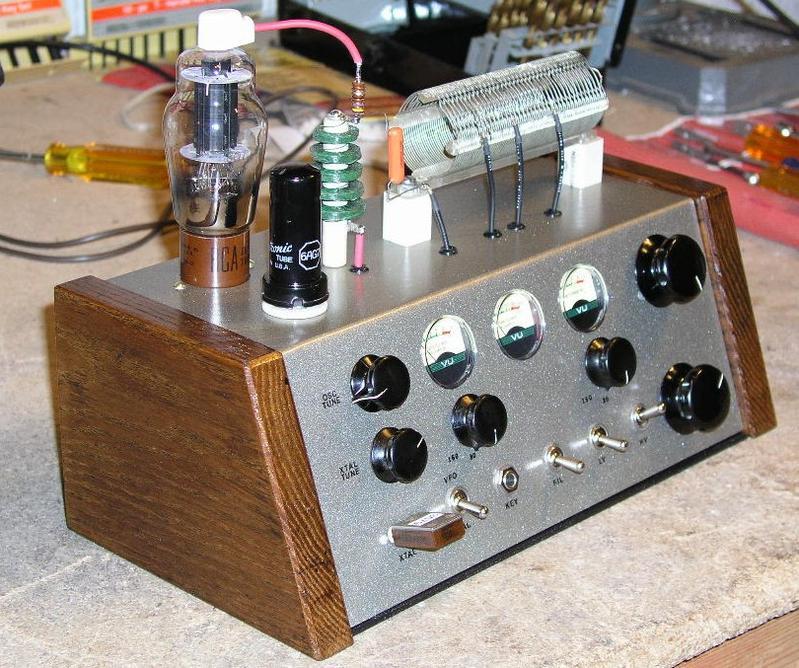 807 Cw Transmitter