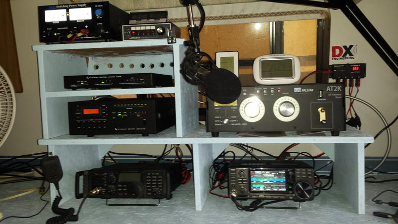 HF Operating Positions