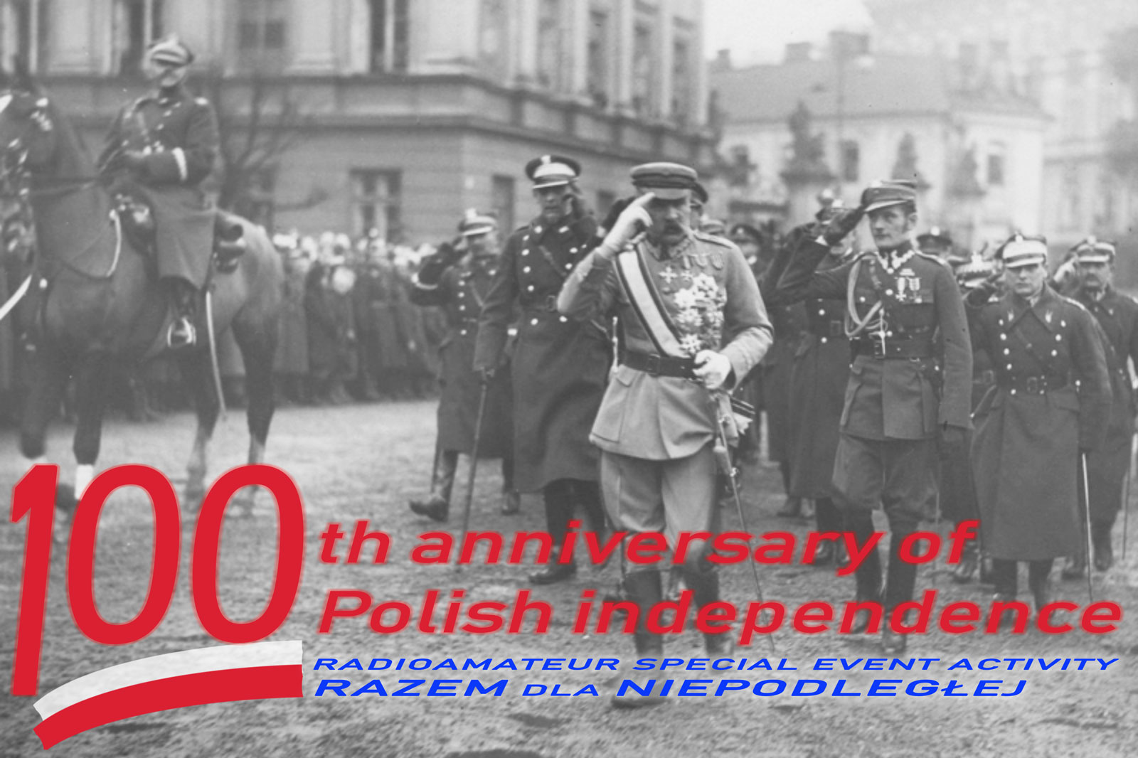 100th anniversary of  Polish independence