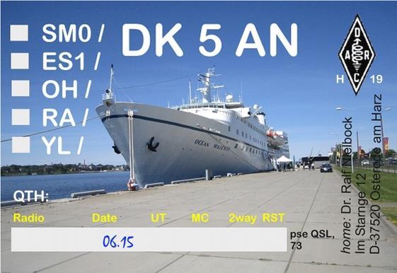 SM/DK5AN