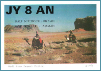 JY8AN in Jordan