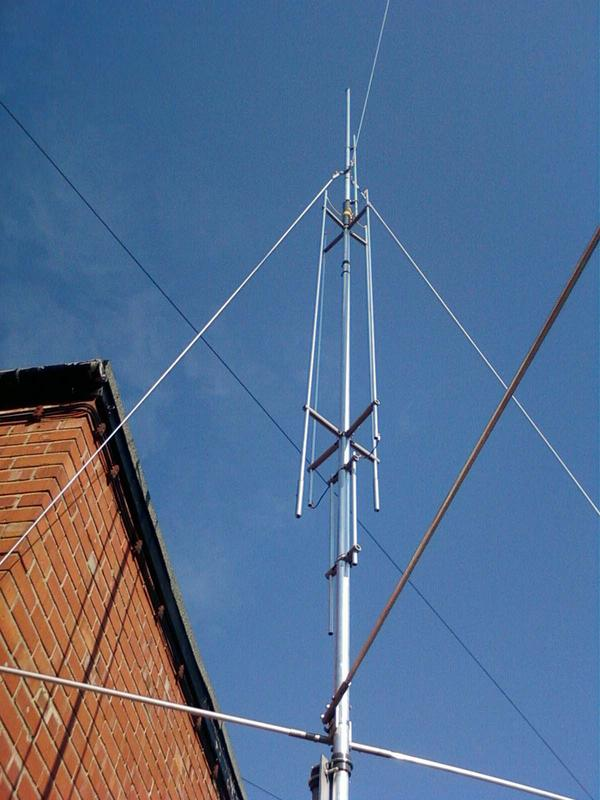 Gap amateur antenna apologise