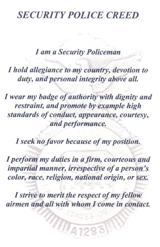 specialist creed Creed of the specialist no one gets away with more than i i am a non non-commissioned officer, a beast of burden as a junior.