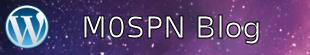 M0SPN Blog