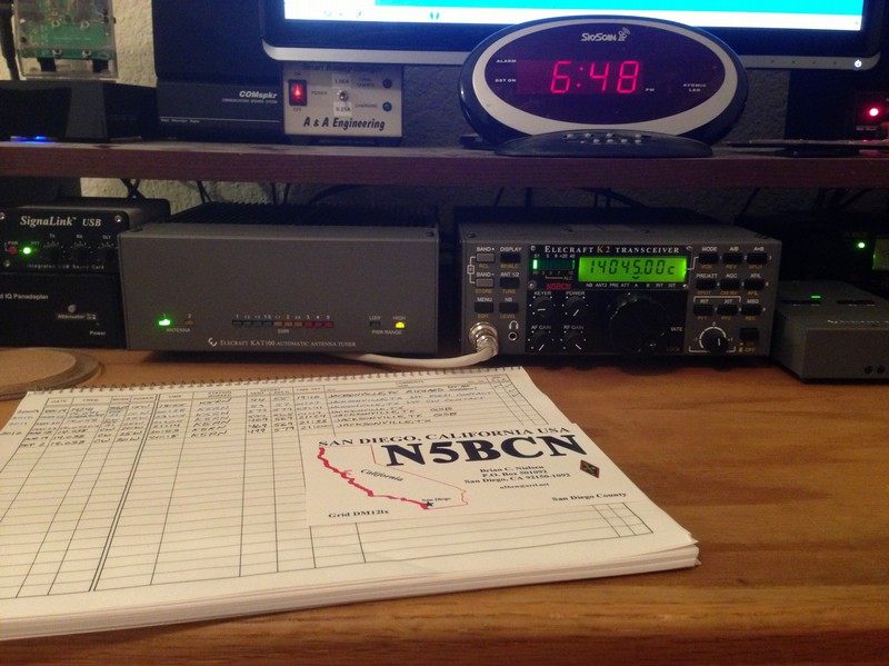N5BCN - Callsign Lookup by QRZ Ham Radio