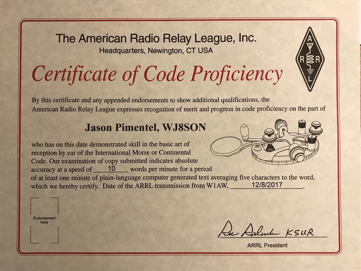 WJ8SON - Callsign Lookup by QRZ Ham Radio