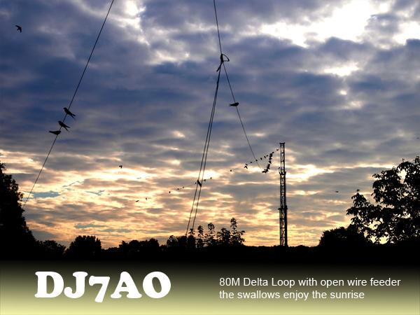 DJ7AO antenna system