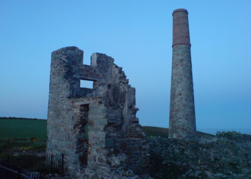 Old copper mine, Tankardstown, Co. Waterford