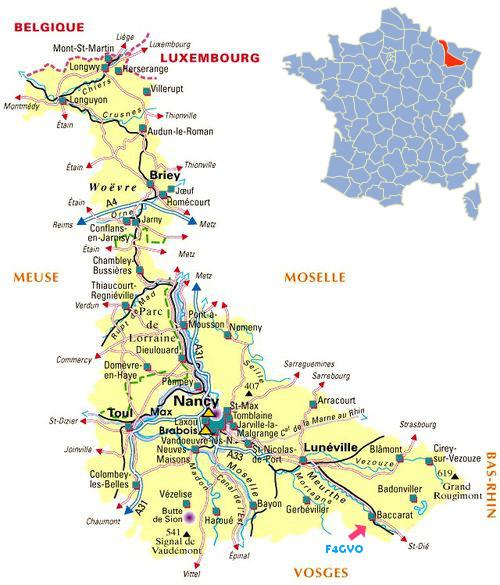 carte - map - mapa 54