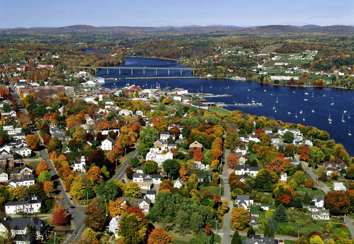 City of Belfast Maine