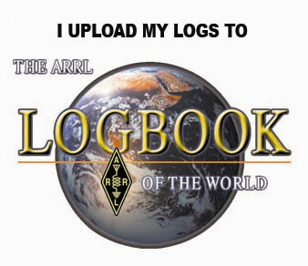 I upload my logs to ARRL's Logbook of the World, Only.