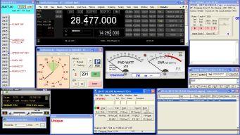 Remote station (operator site)