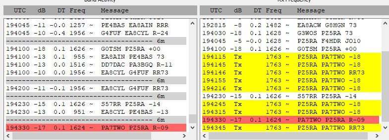 PA7TWO - Callsign Lookup by QRZ Ham Radio