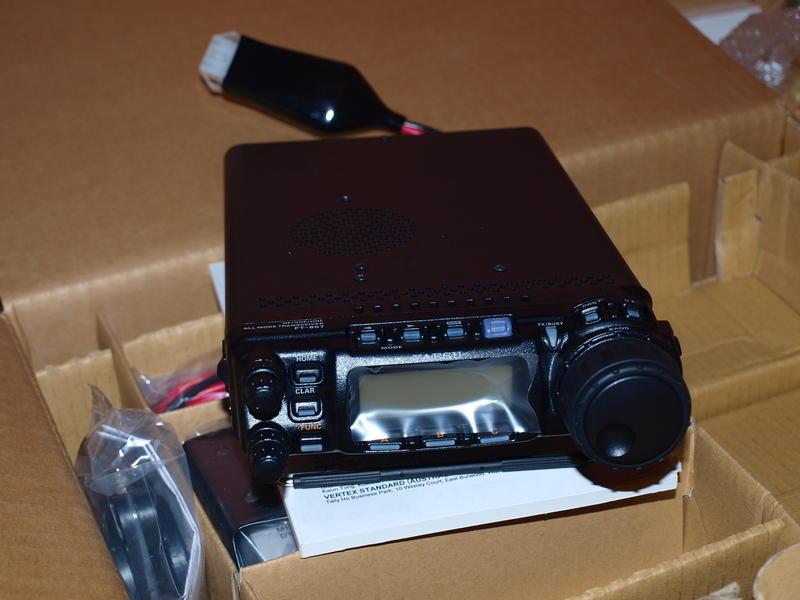 My transceiver