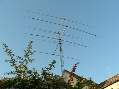 Antennas from June 2006 to May 2013