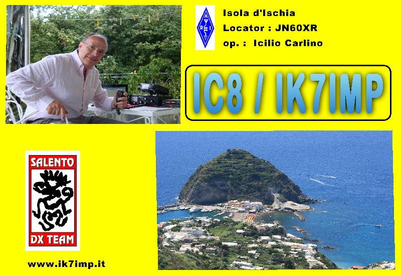 Estate 2011 ~ IK7IMP dall'isola d'Ischia