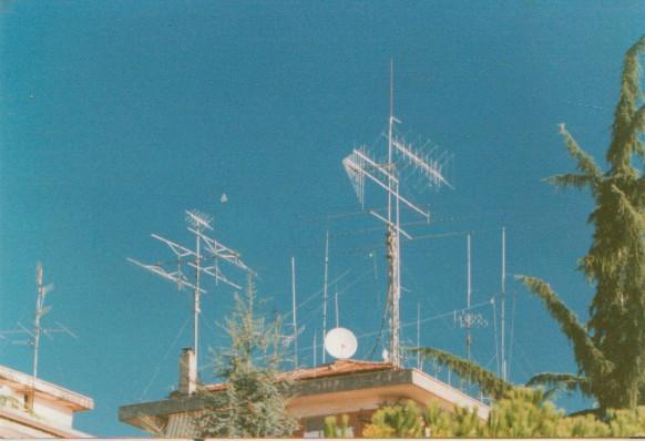 Antennas Setup