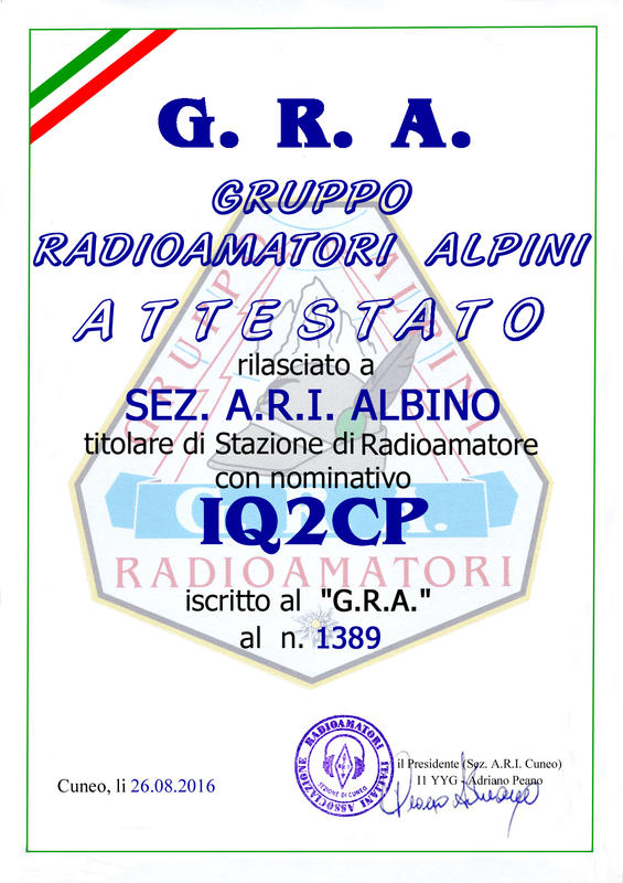 Iq2cp callsign lookup by qrz com for Indirizzo postale