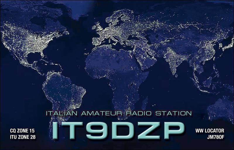 IT9DZP - Callsign Lookup by QRZ Ham Radio