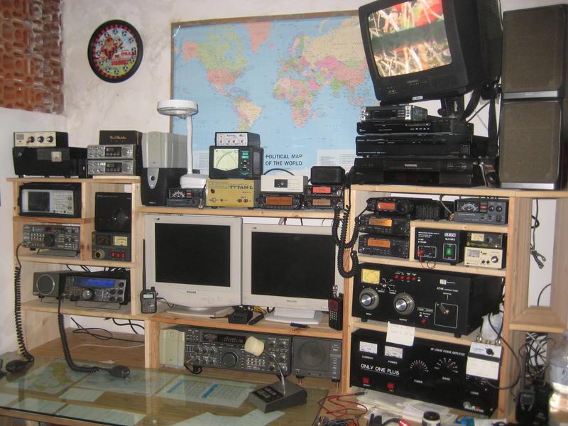 La mia stazione radio