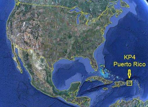 KP4 - Puerto Rico