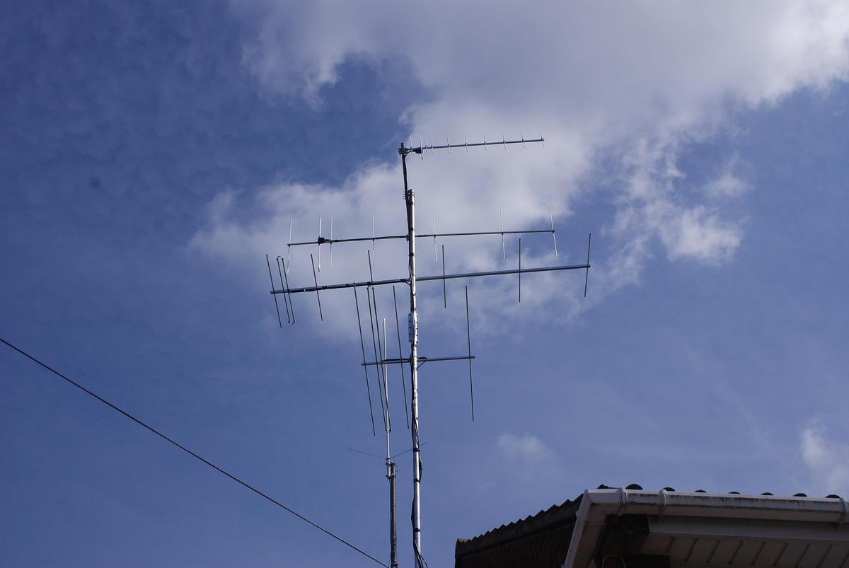 New antenna lineup