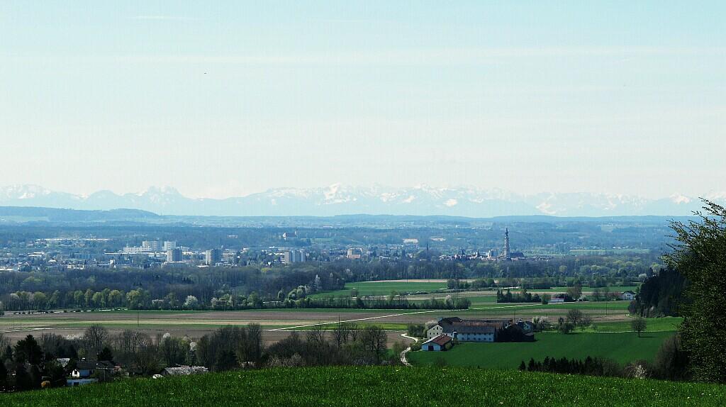 Braunau town    county  Innviertel