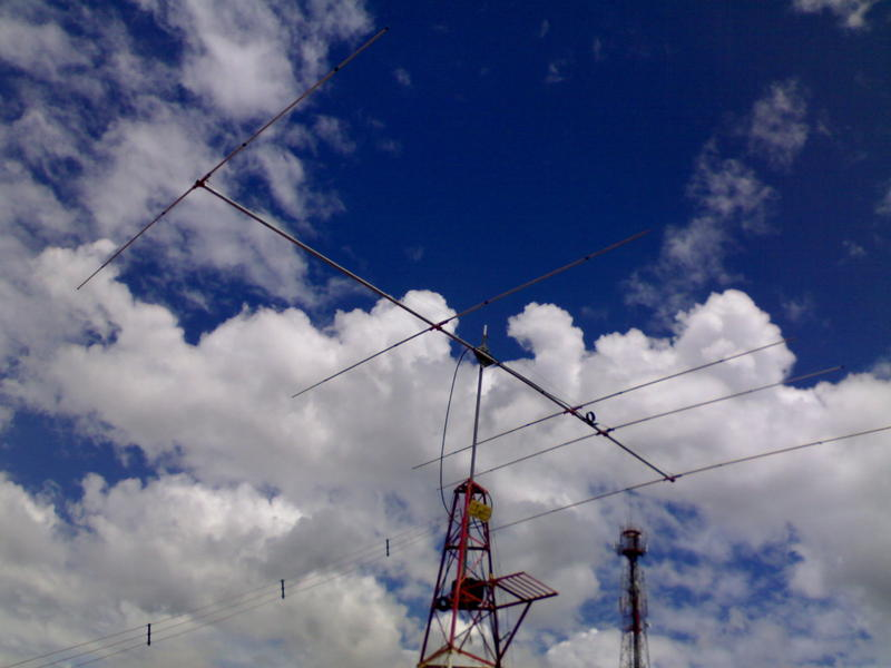 New Antenna for 10 meter Band