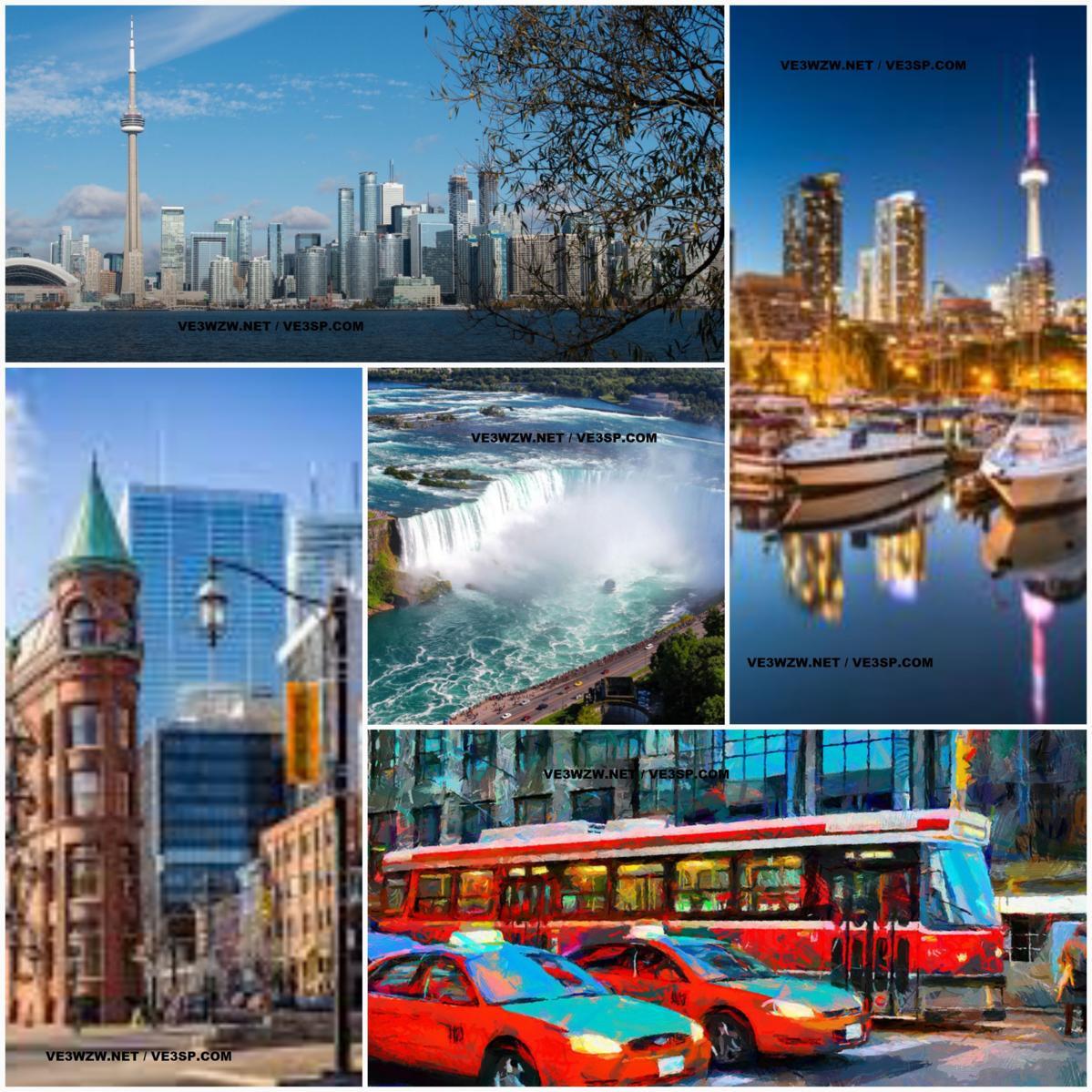 VE3SP.com Radioaficionado Toronto Canada
